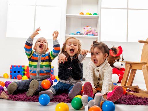 Colores que debes usar para pintar el cuarto de tus hijos