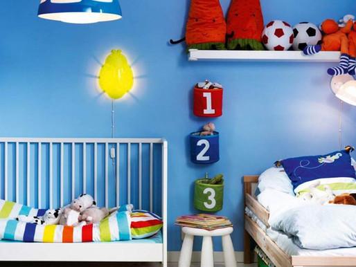 Habitaciones infantiles con ingenio para espacios pequeños