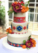 birthday cakes, personalized cake, customized cake, wedding cake philippines, wedding cake manila, judy uson, fondant birthday cake for girls
