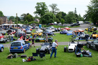 Round 1 and 2 - Loton Park