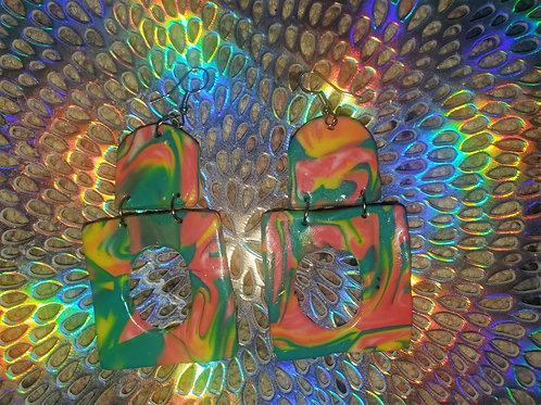 Twirl Swirl Earrings!