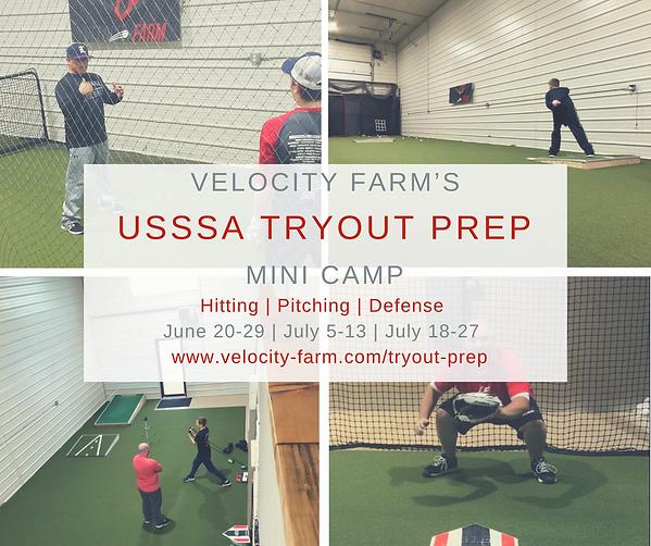 USSSA Mini Camp