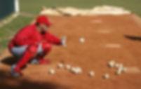 Baseball Catching Lesson