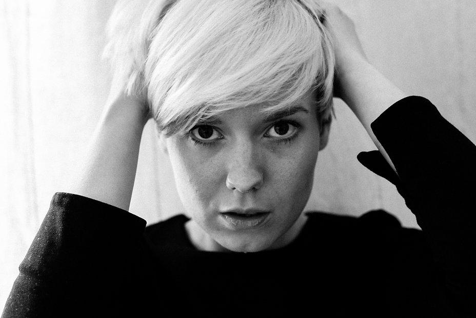 Lisa portrait photographed by Anja Schwenke alias PHOTO MOTIF