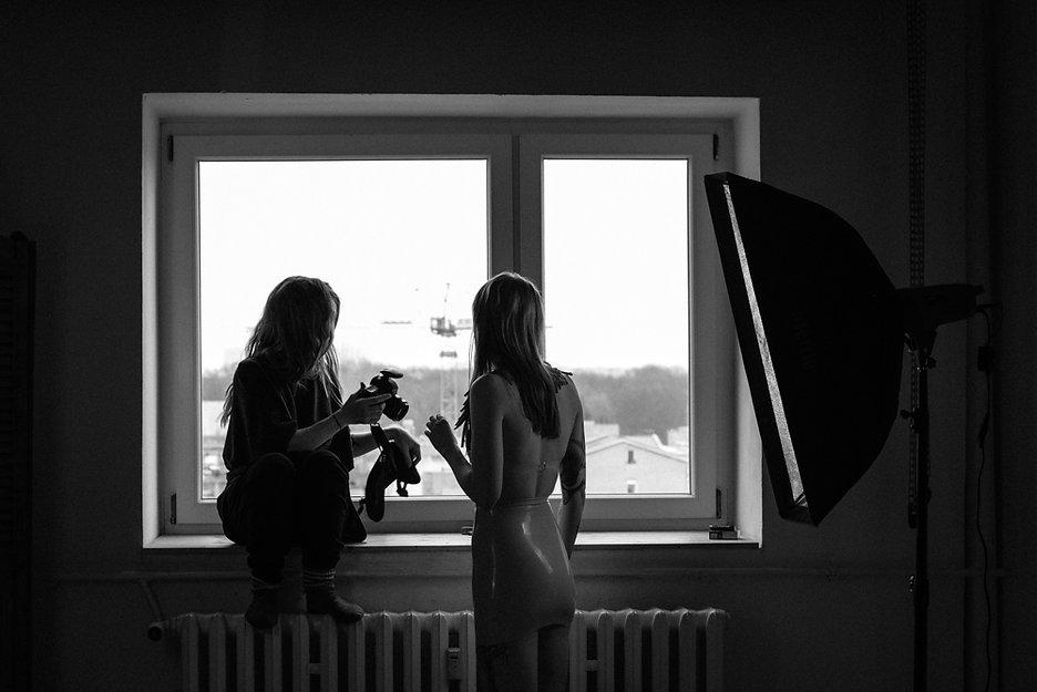 Julia Fashion Shooting photographed by Anja Schwenke alias PHOTO MOTIF