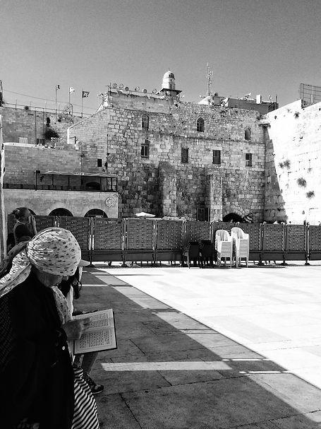 streetphotography Israel Jerusalem Wailing Wall photographed by Anja Schwenke alias PHOTO MOTIF
