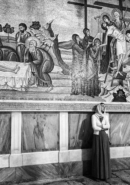 streetphotography Israel Jerusalem Grabeskirche photographed by Anja Schwenke alias PHOTO MOTIF