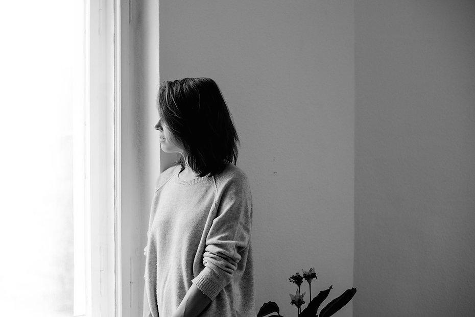Franziska portrait #6 photographed by Anja Schwenke alias PHOTO MOTIF