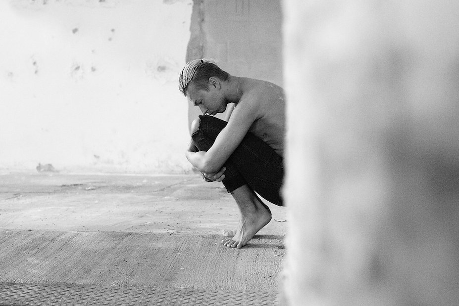 Dawid portrait #10 photographed by Anja Schwenke alias PHOTO MOTIF