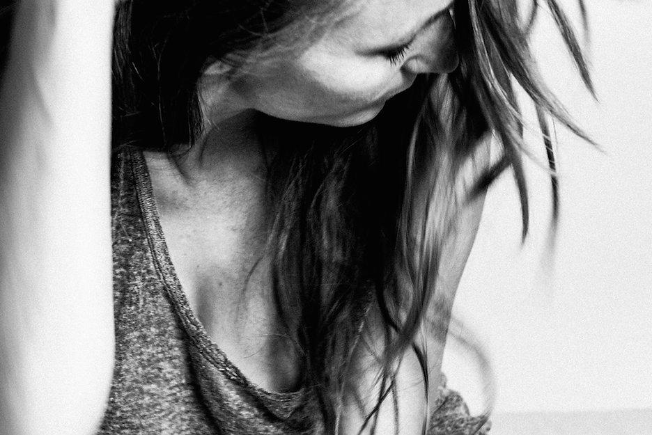 Anja portrait shooting photographed by Anja Schwenke alias PHOTO MOTIF