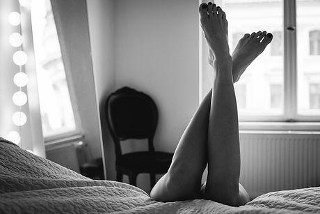 legs photographed by Anja Schwenke alias PHOTO MOTIF