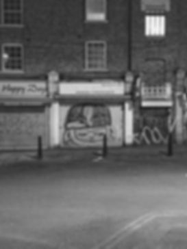 streetphotography London graffiti art photographed by Anja Schwenke alias PHOTO MOTIF