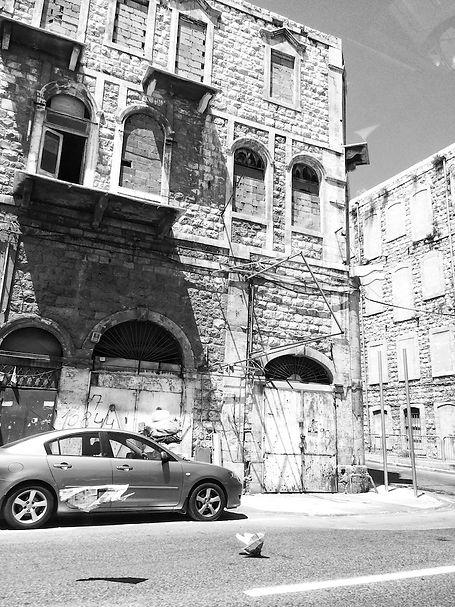 streetphotography Israel Haifa photographed by Anja Schwenke alias PHOTO MOTIF