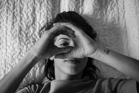 hole - Franziska portrait photographed by Anja Schwenke alias PHOTO MOTIF