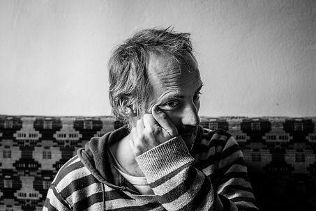 Michel portrait photographed by Anja Schwenke alias PHOTO MOTIF