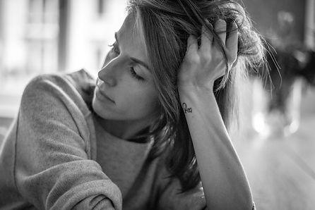 Franziska portrait #4 photographed by Anja Schwenke alias PHOTO MOTIF