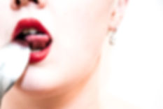 lips - Parts photographed by Anja Schwenke alias PHOTO MOTIF