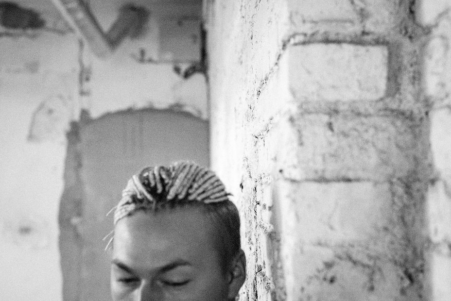 Dawid portrait #1 photographed by Anja Schwenke alias PHOTO MOTIF