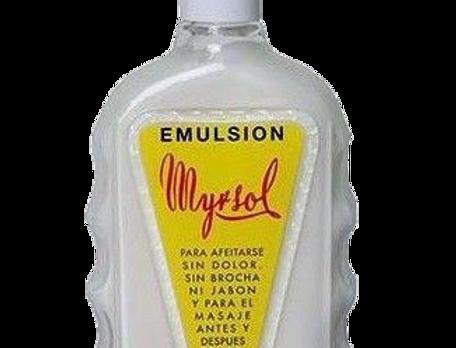 EMULSIÓN SIN ALCOHOL