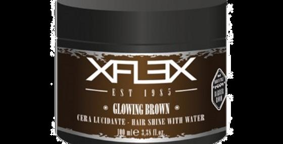CERA GLOWING BROWN XFLEX 100 ML