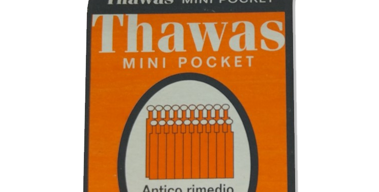 MINI POCKET CORTASANGRE