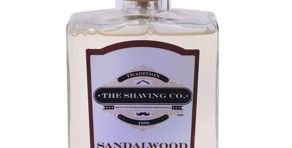 AFTER SHAVE SPLAHS SANDALO 100ml.