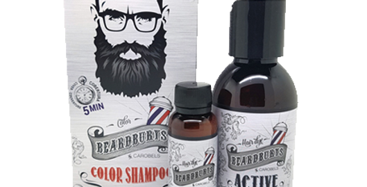 CHAMPÚ DE COLOR - MORENO BEARDBURYS
