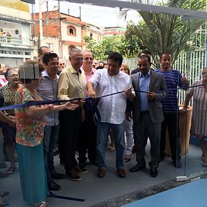 Inauguração da UBS Jd. das Oliveiras
