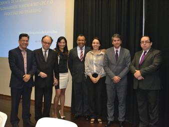 Vereador Dr. Ronaldo Onishi participa da Semana Jurídica da Anhanguera Taboão