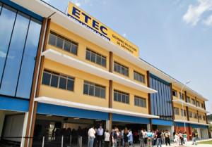 Inscrições para Processo Seletivo da ETEC será até dia 10/11.