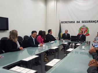 Corpo de Bombeiros funcionará em Taboão da Serra