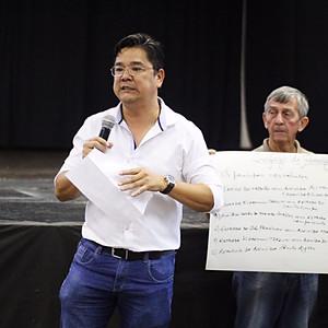 Audiência Pública - Plano de Mobilidade
