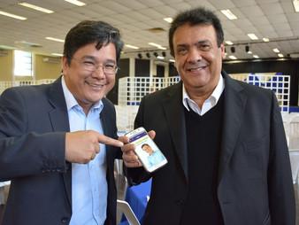 Vereador Dr. Ronaldo Onishi lança 1º Gabinete Móvel em Taboão da Serra e região.