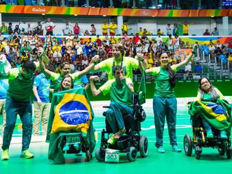 Atleta do Taboão conquista ouro na bocha adaptada da Paralimpíadas Rio 2016