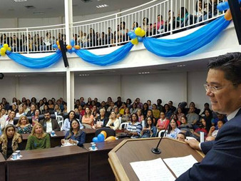 Dr.Onishié referência em Taboão na conscientização do Autismo