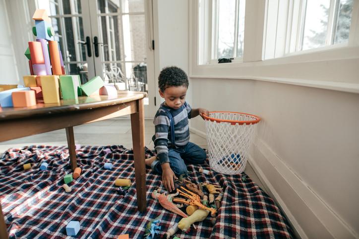 Autonomia na infância