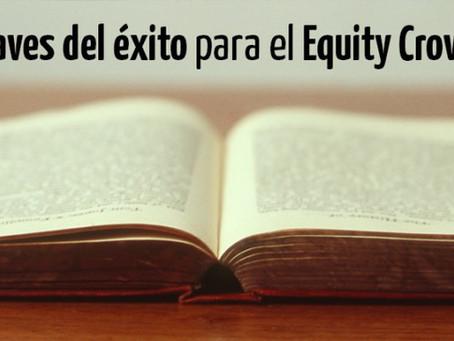 Las 12 claves del éxito para el equity crowdfunding (1)
