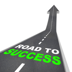 road-to-success
