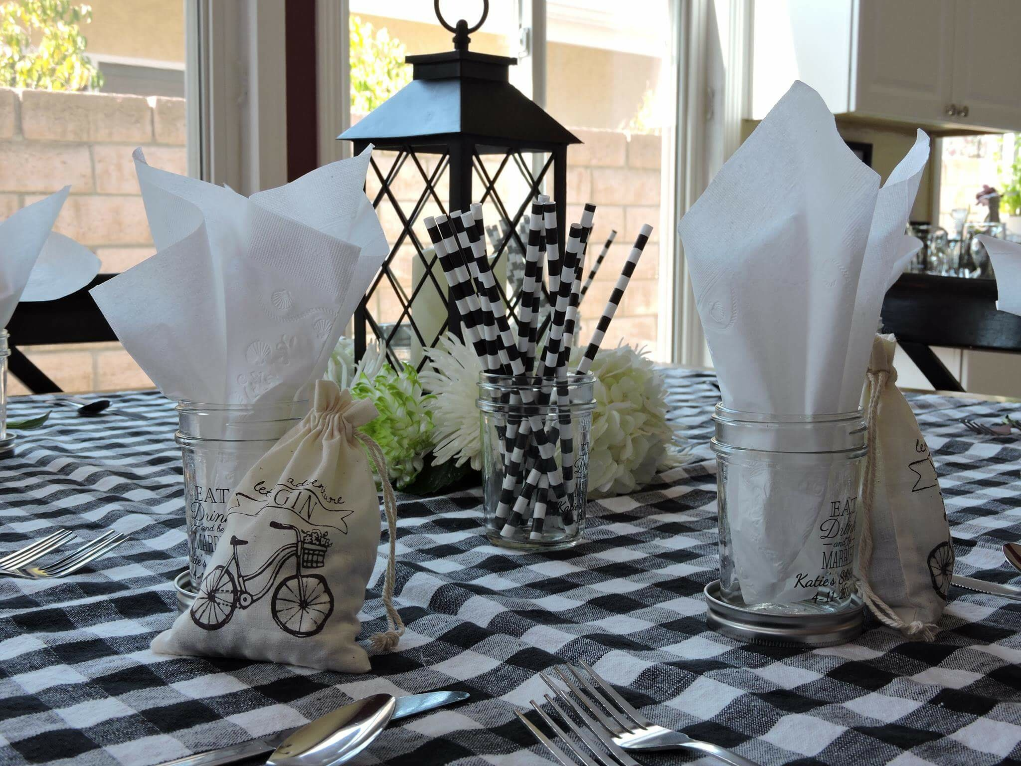Bridal Shower Custom Touches
