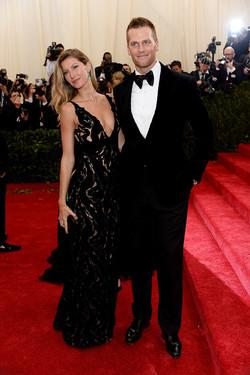 Gisele Gundchen and Tom Brady