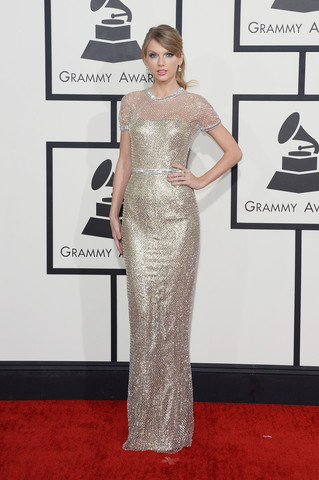The Grammy Awards--- BEST AND WORST DRESSED 2014