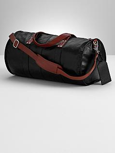 Personalized Leather Luggage