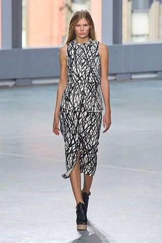 NYC Fashion Week Trends--- The Best of Spring 2014
