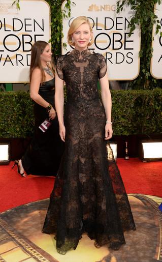 Golden Globes and Sag Awards--- Best of the RED CARPET 2014