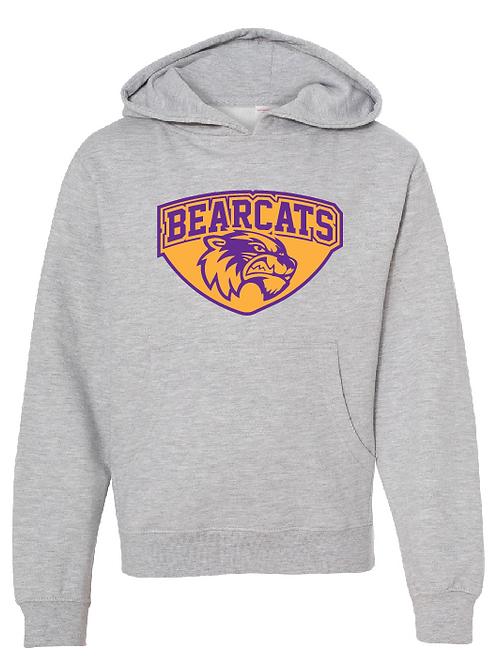 Youth Fleece Hoodie - Bearcats