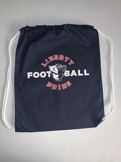 LHS Lightweight Cotton Cinch Bag