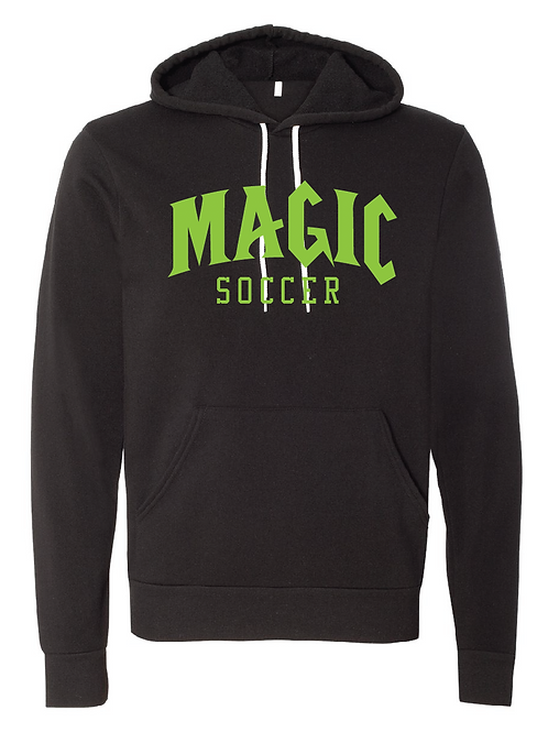 Youth Fleece Hoodie - Magic Soccer