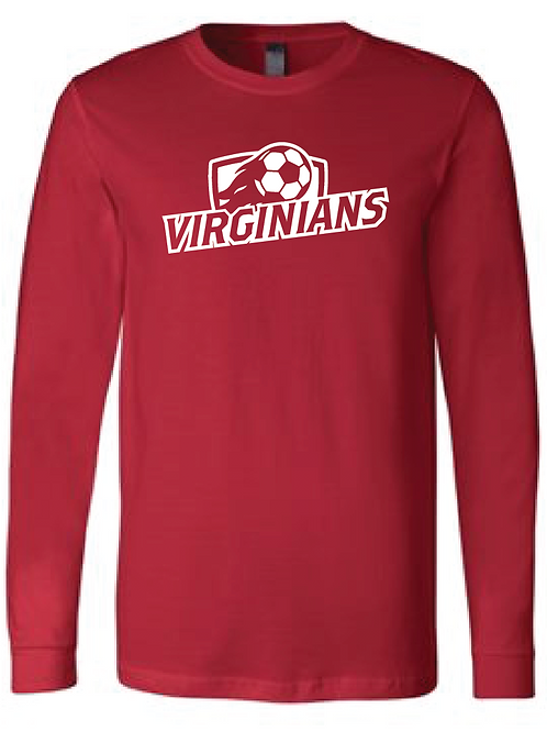 Youth Virginians Longsleeve T-Shirt