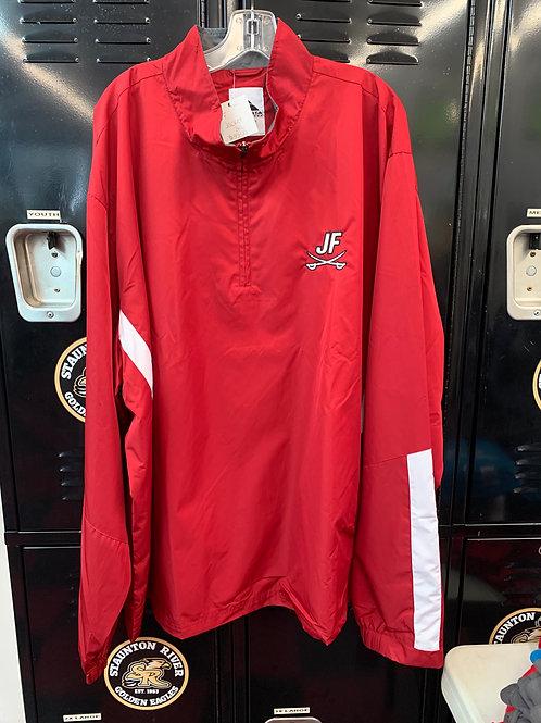 JF QuarterZip Pullover Size 3XL