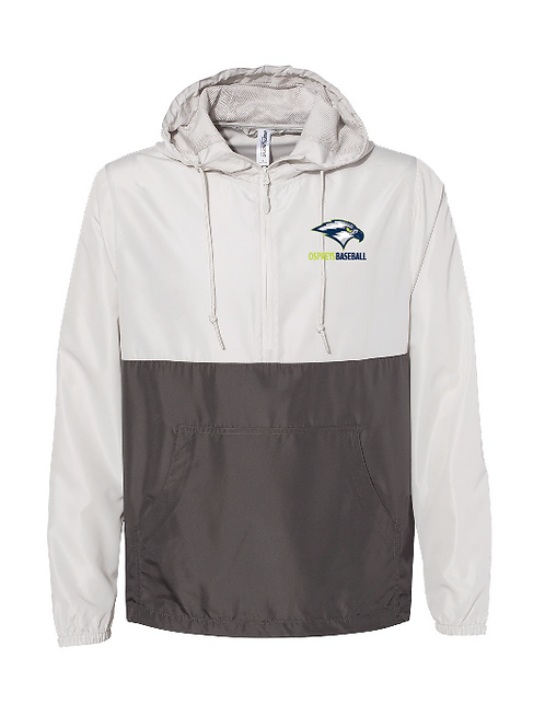 Pullover Windbreaker - SMLCA Ospreys Baseball